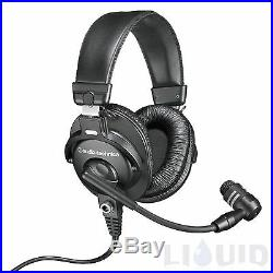 Audio Technica BPHS1 Broadcast Stereo Headset with Dynamic Boom Mic 2DAY DELIVERY