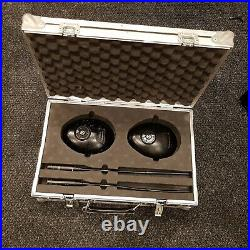 Audio Technica ES915ML12 Dual Gooseneck Mic Kit