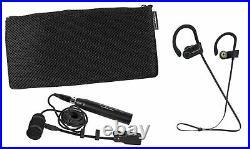 Audio Technica PRO 35 Cardioid Condenser Instrument Microphone/Mic PRO35+Earbuds