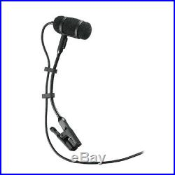 Audio-Technica PRO 35cW Cardioid Condenser Clip-On Mic for cW Transmitters