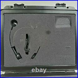 Audio Technica Pro 451H Pro Series True Diversity UHF Wireless Head Mic System