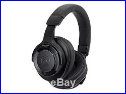 Audio Technica Wireless Headphone SOLID BASS Black ATH-WS990BT BK from japan F/S
