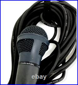 Audio Technica Wireless Microphone ATW-2110a System Audio Mic Cable AC Power