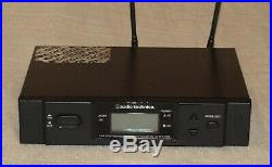 Audio Technica wireless mic kit ATW-R3100 + Lav and handheld mics 655-680 MHz