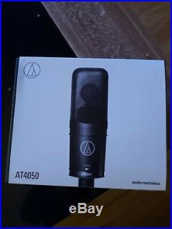 Audio Thechnica 4050 Studio Mic
