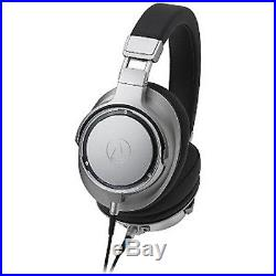 Audio technica ATH-SR9 Portable Folding Hi-Res Audion Headphones from Japan NEW