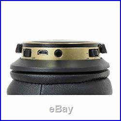 Audio-technica ATH-WS660BT SOLIDBASS Bluetooth Wireless Headphones Black Red