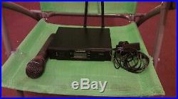 Audio technica atw341 /3100 radio mic