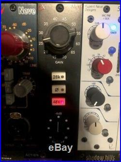 Avedis Audio MA5 MA-5 Mic Pre Microphone Preamp 500 Series Module Studio