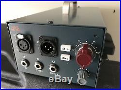 BAE Audio 1073 DMP Desktop Mic Pre Microphone Preamp with DI in and DI through