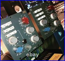 BAE Audio 1073D 1073 D Module for 500 Series Mic Pre/EQ Microphone Preamp EQ
