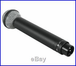 Beyerdynamic M160 Double Ribbon Instrument Microphone Mic 4 Church Sound Systems