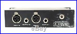 Black Lion Audio Auteur 2 Channel Microphone Mic Preamp with Power Supply