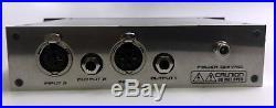 Black Lion Audio Auteur 2 channel Mic Preamp