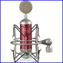 Blue Spark SL Studio Condenser Mic with AxcessAbles Mic Pop Filter and Audio Cable