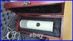 Bock Audio 151 Large Diaphragm Vacuum Tube Condenser Professional Studio Mic