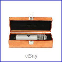 Bock Audio 47 Röhrenmikrofon Studio Mic Tonstudio Vocal Mikrofon Microphone