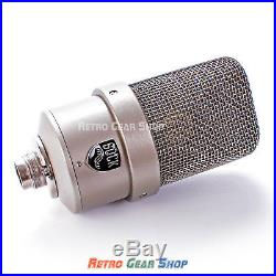 Bock Audio 49 Microphone Mic M49 Stereo Pair NEW Retro Gear Shop