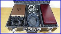 Bock Audio P-251 Large Diaphragm Vacuum Tube Condenser Professional Studio Mic