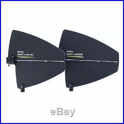 Broadcast sound recordist radio mic shark fin antenna suit micron audio ltd