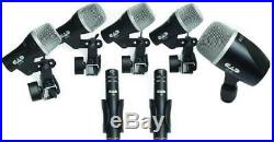 CAD Audio 7 Piece Drum Microphone Pack Includes 3 x D29 2 x C9 D19 D12 Mics