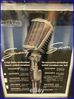 CAD Audio CADLive A77 Large Diaphragm Supercardioid Dynamic Mic. BEST OFFER