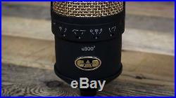 CAD Audio Equitek E300-2 Multi-pattern Mic withShock Mount E3002 U100738