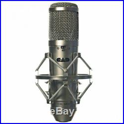 CAD Audio GXL 3000 Large Multi-Pattern Condenser Mic/Microphone D