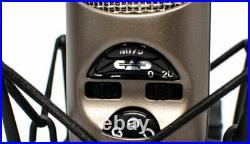 CAD Audio M179 Mikrofon variable Pattern Richtcharakteristik Microphone Mic
