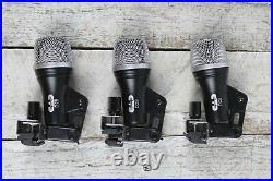 CAD Audio Stage 7 Premium 7 Piece Drum Microphone Pack Mic Set D29 C9 D19 D10