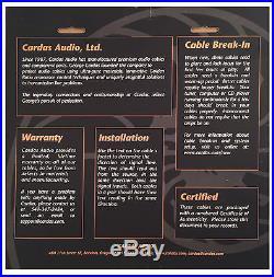 CARDAS AUDIO CLEAR Balanced Cable SENNHEISER HD800 S Headphones Female XLR, 9Ft