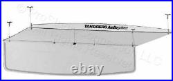 Cisco Tandberg AudioScience Conferencing Ceiling Microphone Audio Science (New)