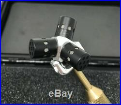 Core Sound Tetra Mic VR Tetramic Quad Surround Microphone with Rycote Windscreen