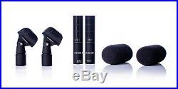 DPA 2011C Small Diaphragm Microphone Stereo Pair ST2011C Mic Danish Pro Audio