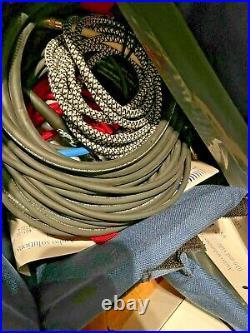 DV Audio PSC DV-SGM1 Shotgun Mic for Location Setup incl/Pole Cables & Case
