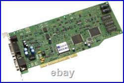 Digigram VX222 Mic AES/EBU Digital Audio Card withMicrophone Preamp & Cables