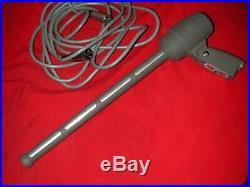 EV Electro-Voice 644 Sound Spot Shotgun Dynamic Mic Microphone Looks Great