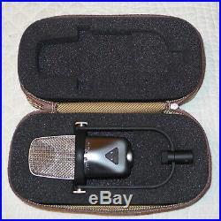 Equation Audio F20 Large Diaphragm Condenser Microphone! Rare Mic
