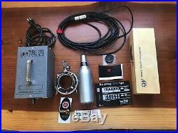 Gefell UM70, mv692, and Innertube Audio tube mic body kit