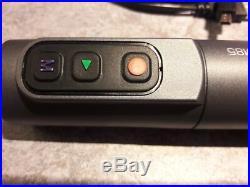 HHB Flashmic DRM 85 Omni Directional Mic Audio Voice Portable Memory Recorder