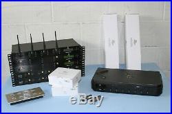 HUGE Lot of Revolabs Pro Audio Equipment Executive HD, Solo, Fusion, Mics & (7A)