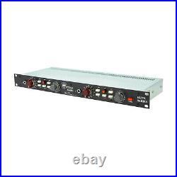 Heritage Audio HA73X2 Elite Series Dual Channel Microphone Preamp Mic Amp