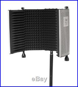 ISK RF-5 Sound Reflection Filter Recording Vocal Mic Microphone Booth