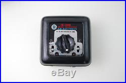 IVIE Audio IE2P Spectrum Analyzer Sound Level Meter IE-20B Noise Generator Mic