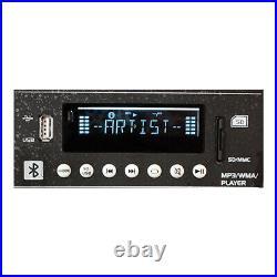 Ibiza Sound 15 800W Portable Bluetooth PA System + UHF Wireless Mic