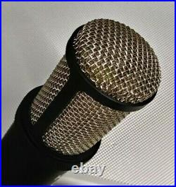 Kel Audio Microphones Song Sparrow Condenser Mic with Shock Mount In Case