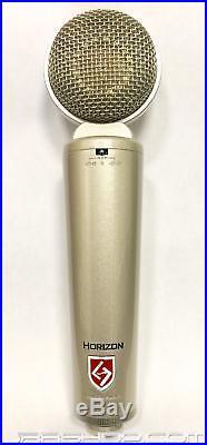 Lauten Audio Horizon LT-321 Large Diaphragm Vacuum Tube Condenser Mic Upgraded J