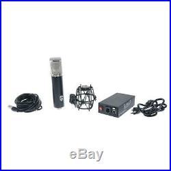 Lauten Audio Series Black LA-320 Prof. Large-Diaphragm Vacuum Tube Condenser Mic