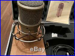 Lauten audio oceanus lt-381 valve mic