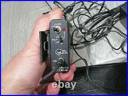 Lectrosonics FM-AV4 Wireless Sound System & Mic